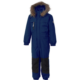Color Kids Kito Padded Coverall Kids Estate Blue